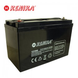 Kenika Battery 121000 - 12V 100AH