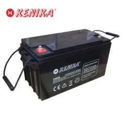 Kenika Battery 12650 - 12V 65AH