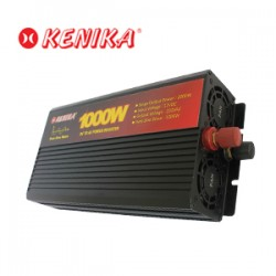 Kenika Power Inverter Pure Sine Wave PSW 1000-12