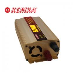 Kenika Power Inverter Pure Sine Wave PSW 500-12