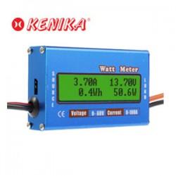 Kenika DC Watt Meter ZK-D006