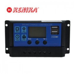 Kenika Solar Charge Controller SC-1224-30A (KW 1230)