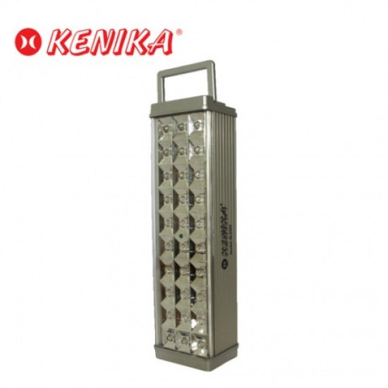 Kenika LED Emergency Light GL3305 Rechargeable