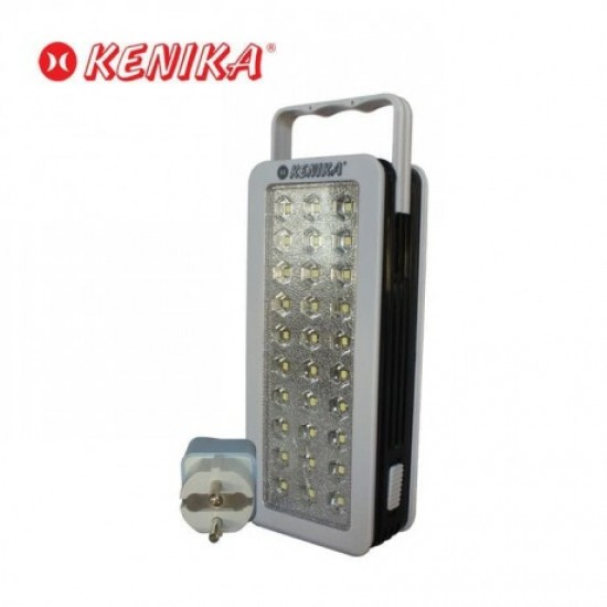 Kenika LED Emergency Light GL4300S Rechargeable
