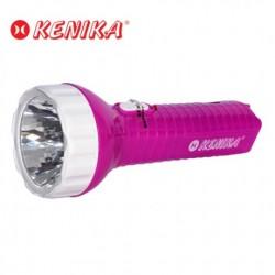 Kenika LED Flashlight KE-4105 Rechargeable Torch