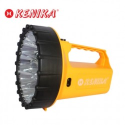 Kenika LED Flashlight KE-9043TP Rechargeable Torch