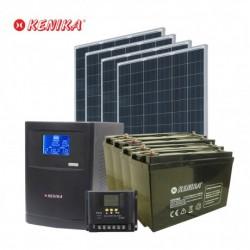 Paket Solar Home Basic 1000 watt PA-BAS1K