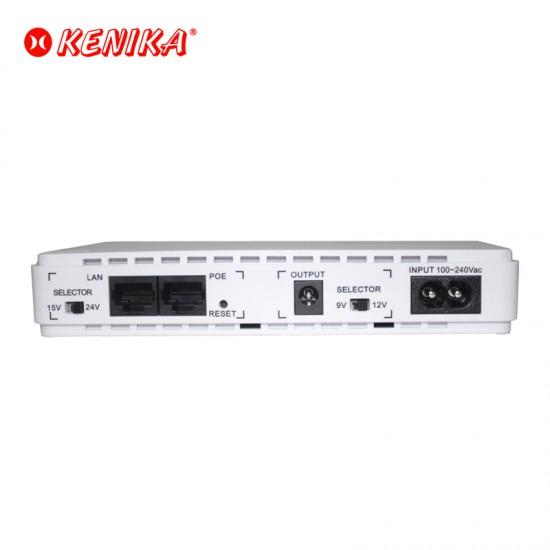 Kenika Mini DC UPS POE-430P
