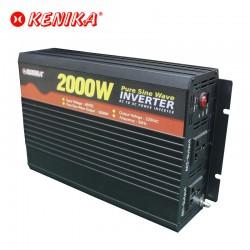 Kenika Power Inverter Pure Sine Wave PSW 2000-48