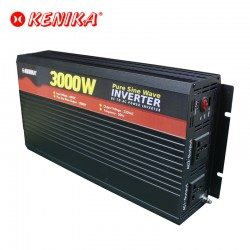 Kenika Power Inverter Pure Sine Wave PSW 3000-48