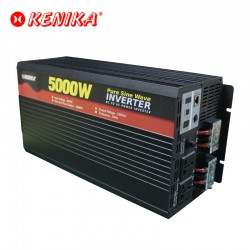Kenika Power Inverter Pure Sine Wave PSW 5000-48