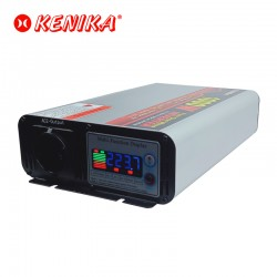 PSWD 1000-12 POWER INVERTER 12DC TO 220V AC 1000W PURE SINEWAVE