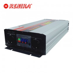 PSWD 3000-12 POWER INVERTER 12DC TO 220V AC 3000W PURE SINEWAVE