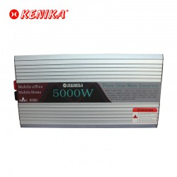 PSWD 5000-24 POWER INVERTER 24DC TO 220V AC 5000W PURE SINEWAVE
